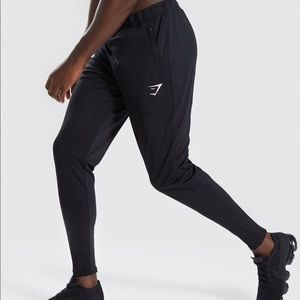 Black Men's M Gymshark Joggers